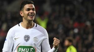 Hatem Ben Arfa Rennes PSG