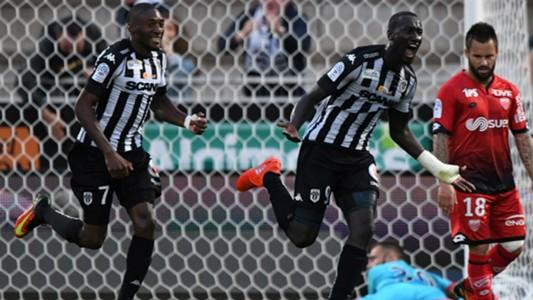 Famara Diedhiou Angers Dijon Ligue 1 10092016