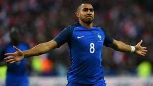 Dimitri Payet France Russia Friendly 29032016