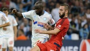 Sergi Dardar Lassana Diarra Marseille Lyon Ligue 1 20092015