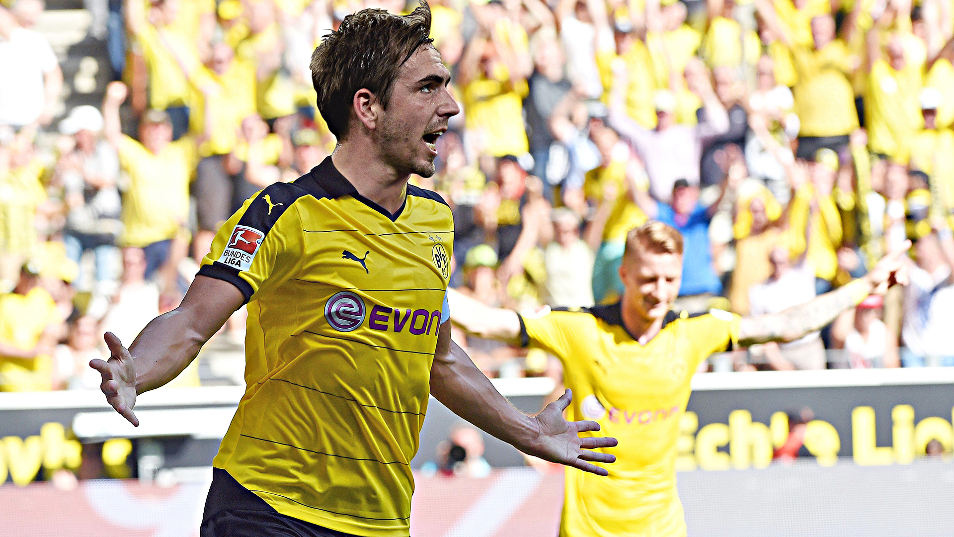 Philipp Lahm - Dortmund.