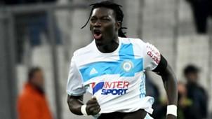 Bafetimbi Gomis Marseille Lille Ligue 1 18122016