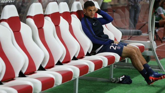 Hatem Ben Arfa Paris SG Ligue 1