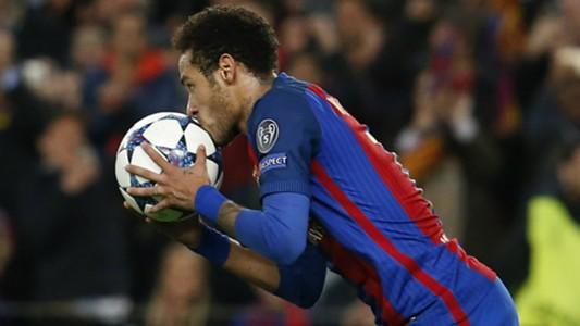 Barcelona PSG Neymar