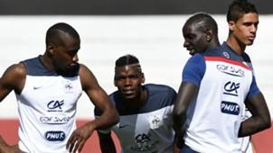 Mamadou Sakho Raphael Varane France