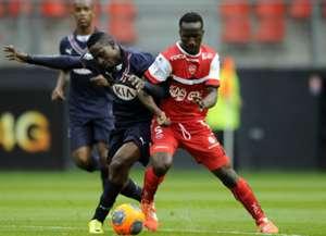 Benjamin Angoua Andre Biyogo Valenciennes Bordeaux Ligue 1 05042014