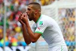 Islam Slimani South Korea Algeria World Cup 2014 06232014