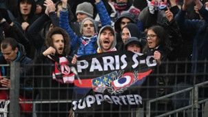 PSG fans Niort PSG Coupe de France 01032017