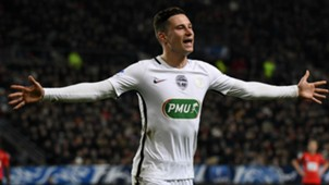 Julian Draxler Rennes Paris SG Coupe de France 01022016