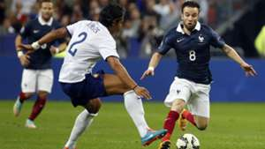 Mathieu Valbuena France Portugal Friendly 11102014