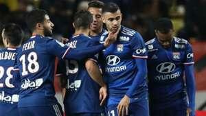 Rachid Ghezzal Monaco Lyon Ligue 1 18122016