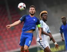 Lucas Tousart France U19