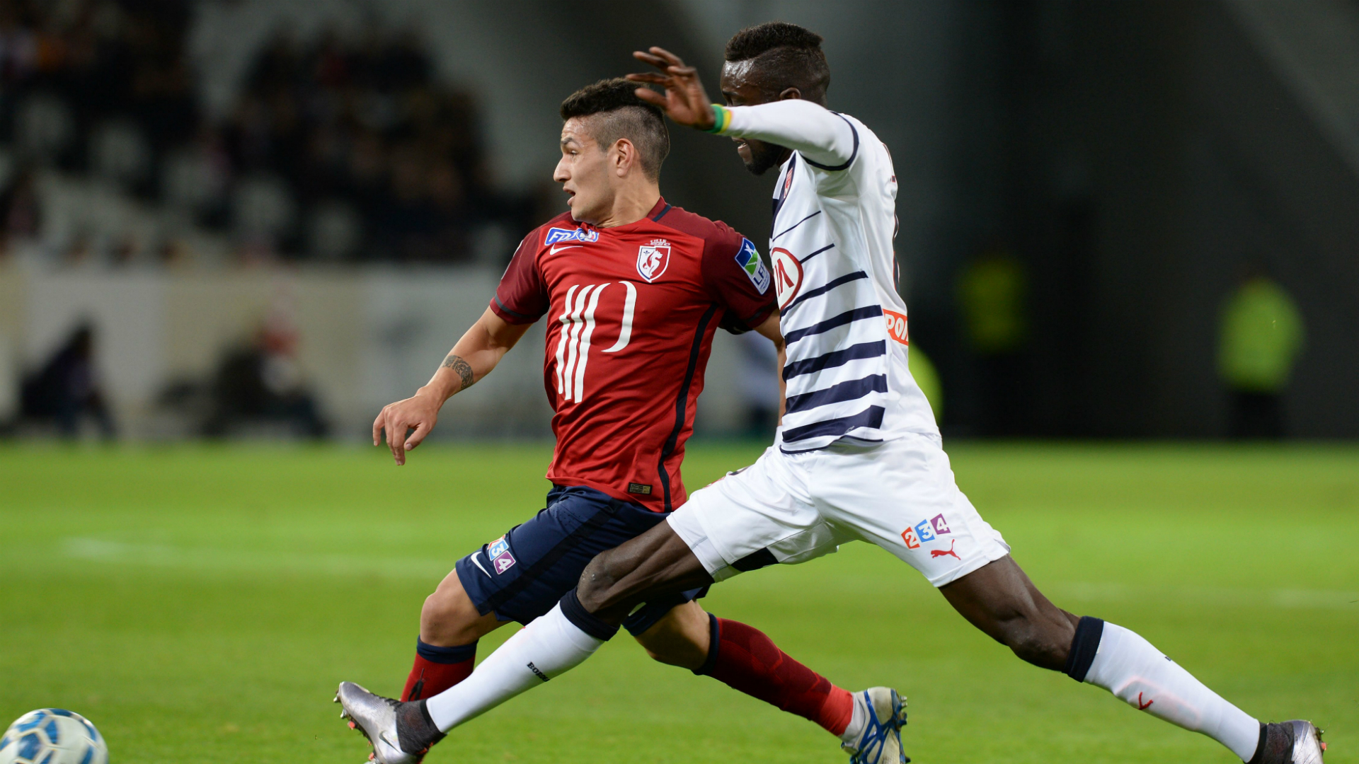 Rony Lopes Lamine Sane Lille Bordeax Coupe de France