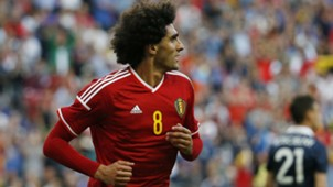 Marouane Fellaini France Belgium Friendly 07062015