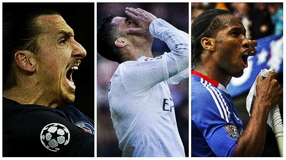 Les pires réactions de footballeurs après une défaite