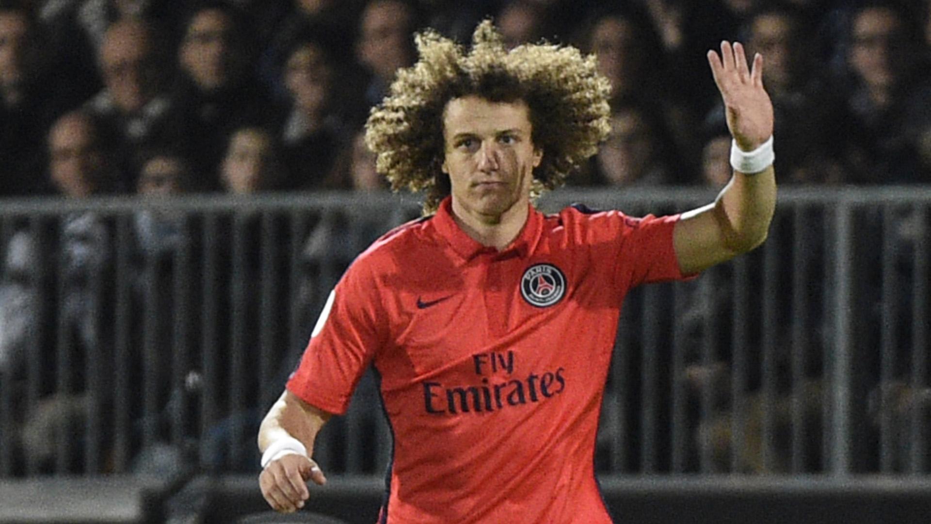 Angers PSG Ligue 1 David Luiz 01122015 - Goal.com