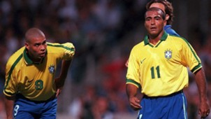 Ronaldo & Romario Brazil 04061997