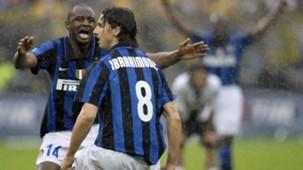 Ibrahimovic Vieira Inter