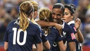 Marie-Laure Delie France South Korea World Cup Women 2015
