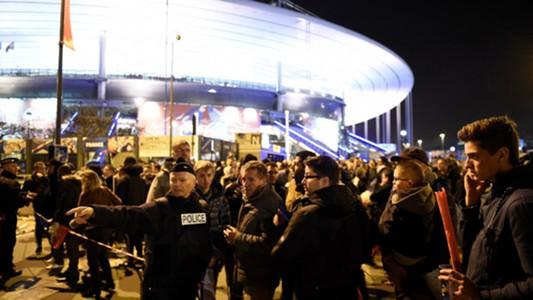 France Paris Explosion Stade de France Police