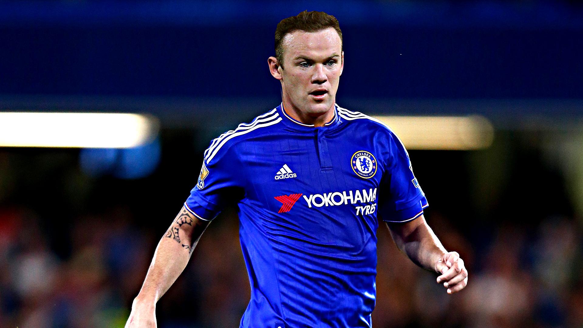 Wayne Rooney - Chelsea