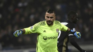 Anthony Lopes Lyon Sevilla Champions League 07122016