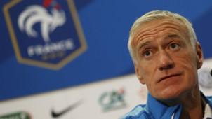 Didier Deschamps France 07102015