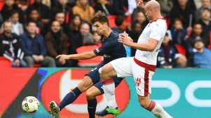 Thomas Meunier Nicolas Pallois Paris SG Bordeaux Ligue 1 01102016