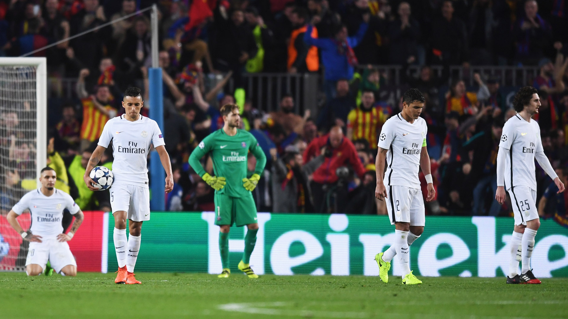 Guardiola sees red, falls short in Champions League again