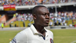 Liberty Professionals coach Michael Osei