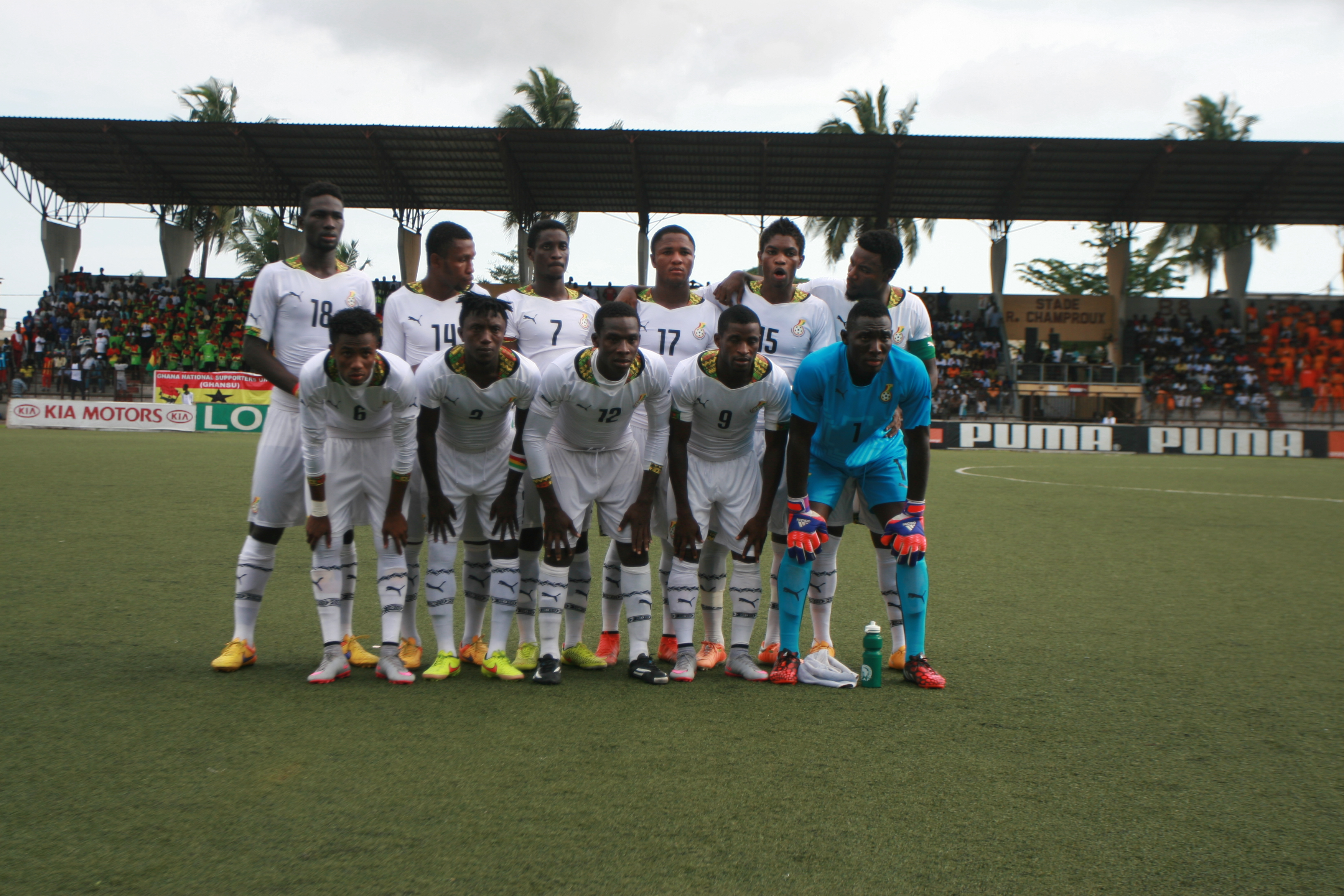 WAFU Nations Cup: Ghana to begin against The Gambia on July 27