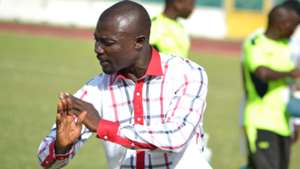 Wa All Stars coach Enos Adipah