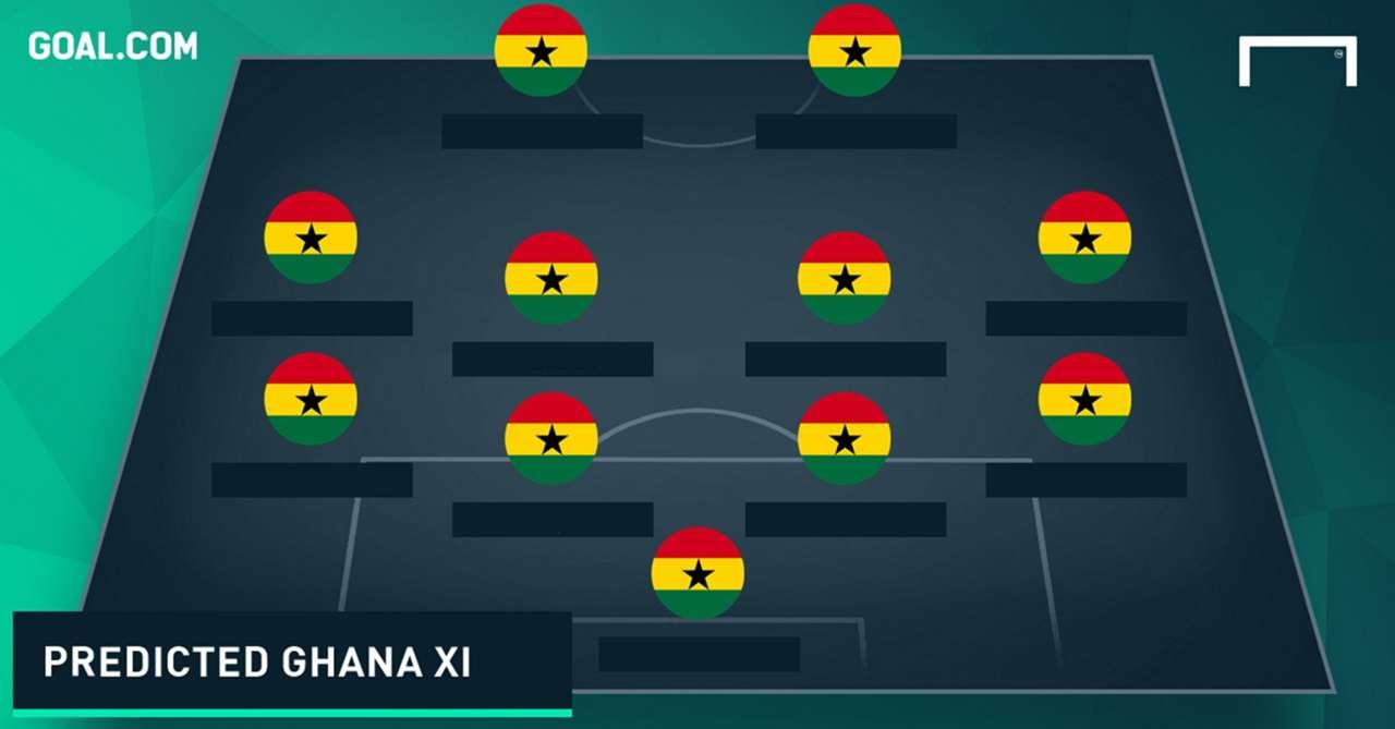 Mystery Ghana XI