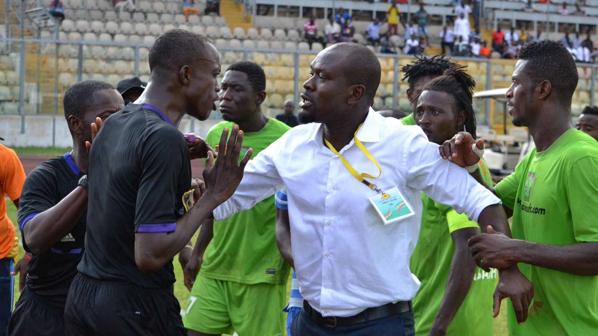 Dreams FC coach