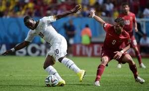 Kwadwo Asamoah Ghana Portugal 26062014