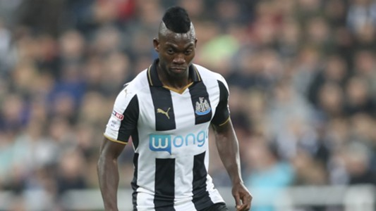 Christian Atsu of Newcastle