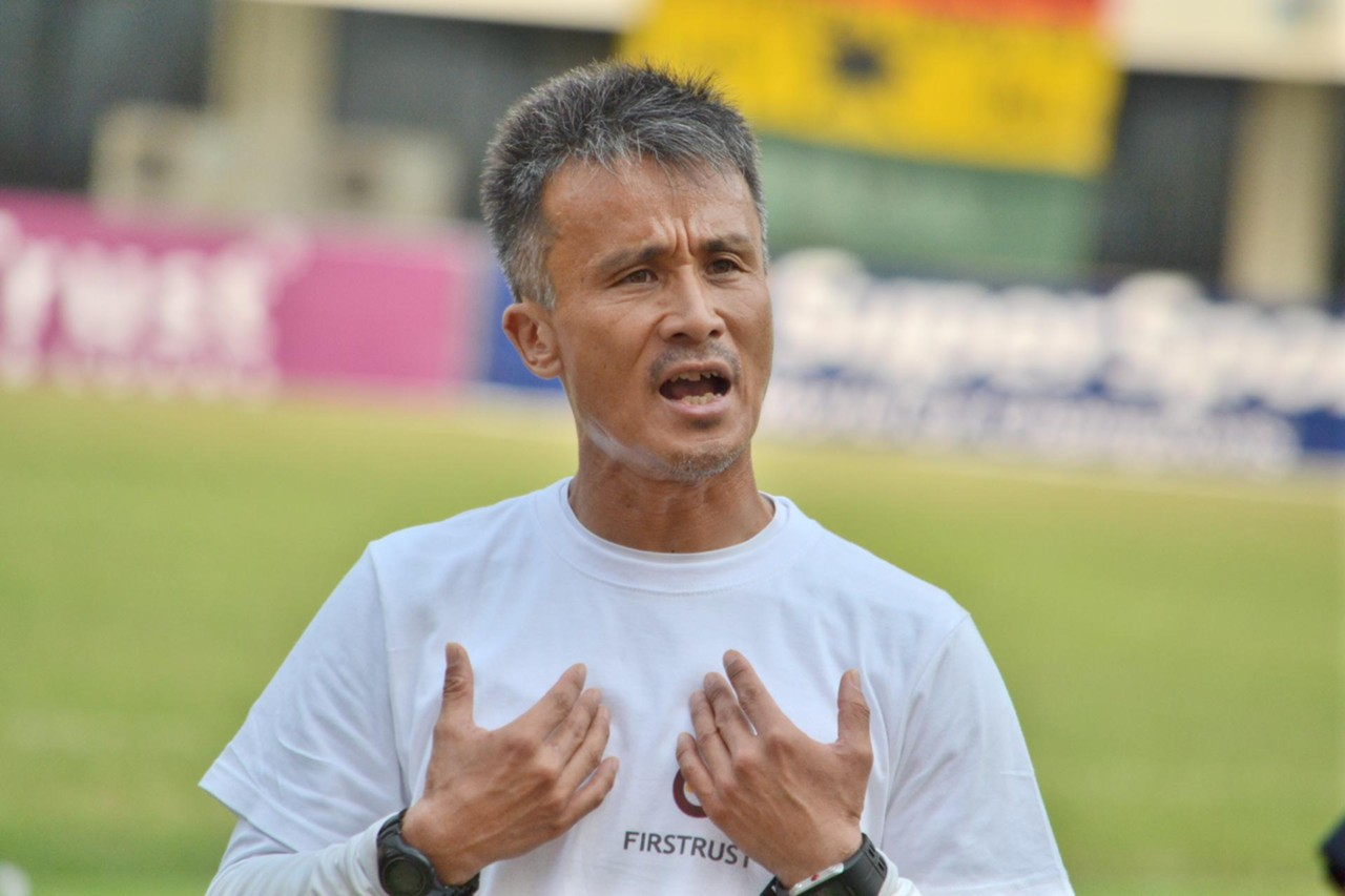 I advised coach Kenichi to sit in the stands against Raja - Yahaya Mohammed