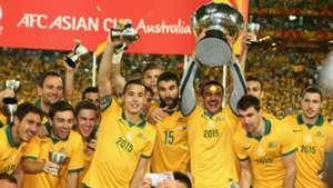 Australia win AFC Asian Cup title