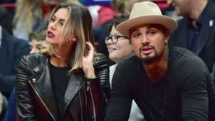 Kevin-Prince Boateng and Melissa Satta