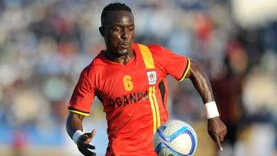 Tonny Mawejje of Uganda