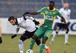 Mohammed Rabiu, Ghana, Kuban Krasnodar, Hugo Vieira, Torpedo Moscow