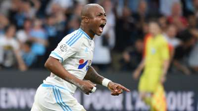 Andre Ayew of Marseille