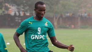 Raphael Dwamena of Ghana