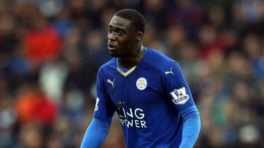 Jeffrey Schlupp of Leicester City