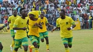 Ebusua Dwarfs' Bright Luqman