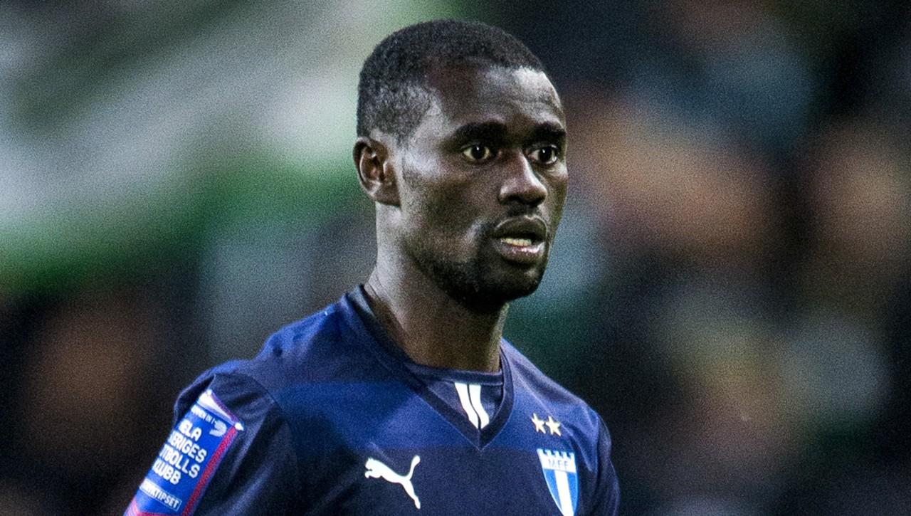 Enoch Kofi Adu of Malmo FF