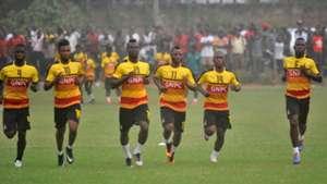 Ghana training