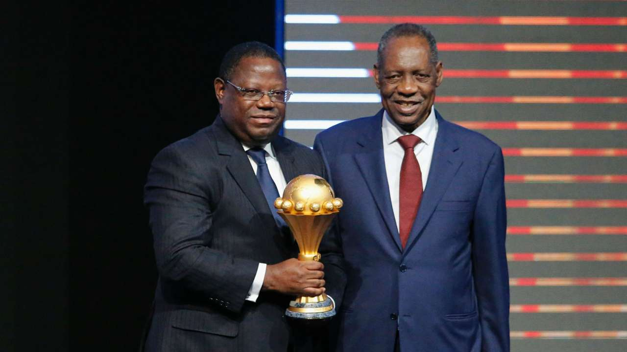 Issa Hayatou, Afcon trophy