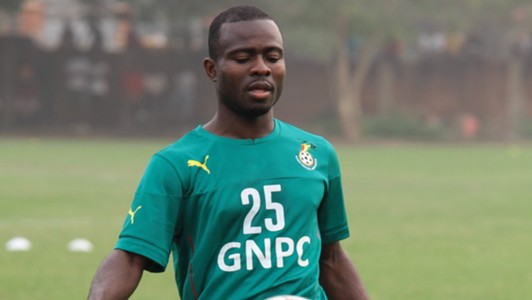 Frank Acheampong of Ghana