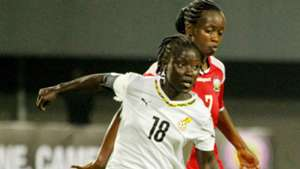 Elizabeth Addo of Ghana